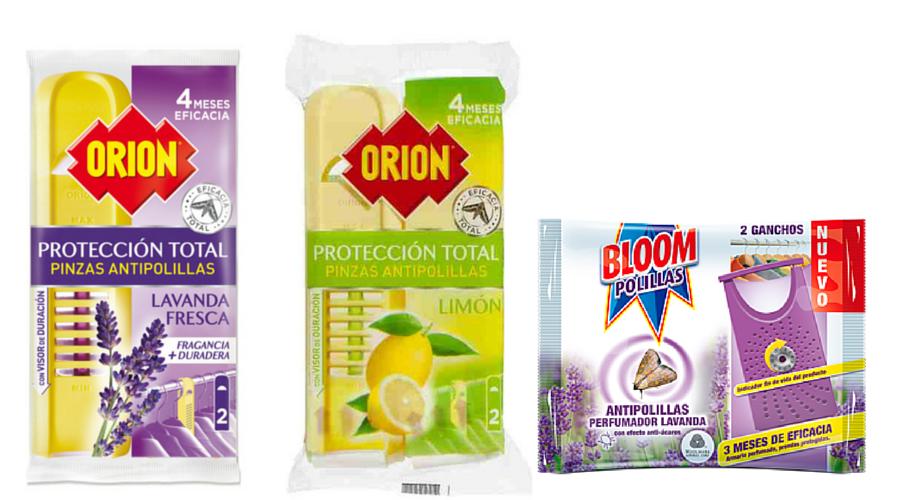 Orion Bloom Ganchos