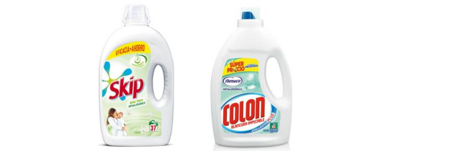 detergente liquido hipoalergenico