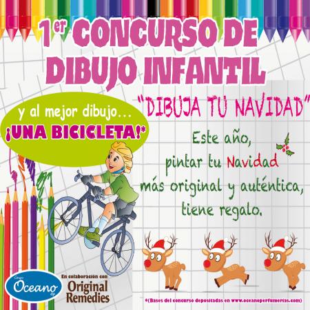 1er concurso de dibujo infantil