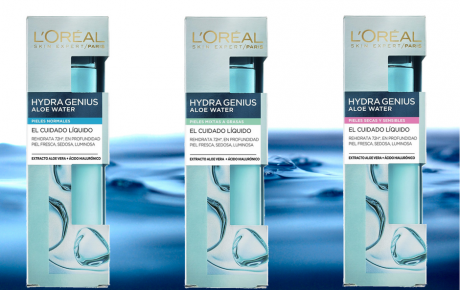 Hydra Genius Aloe Water