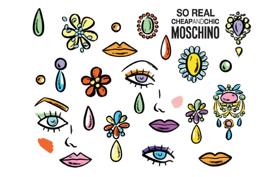 Moschino So Real