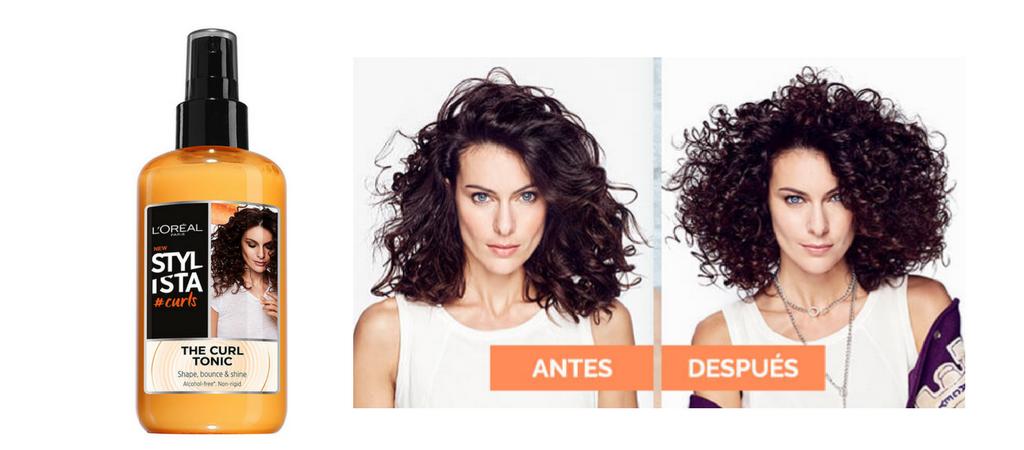 stylista 05 Curls Tonic
