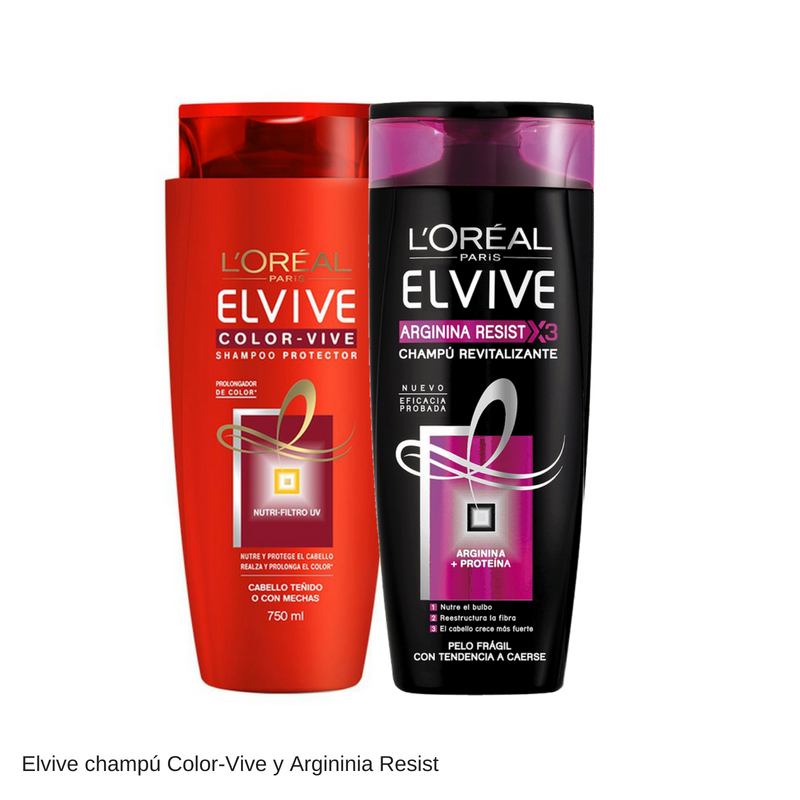 03.- Elvive Color-Vive y Arginina