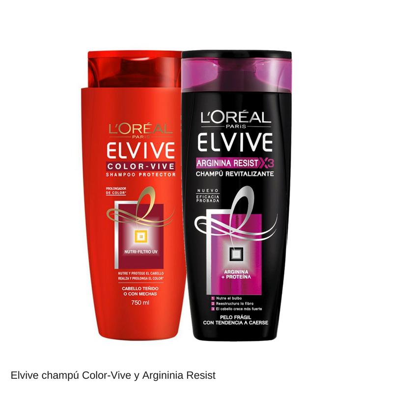03.- Elvive Color-Vive y Arginina