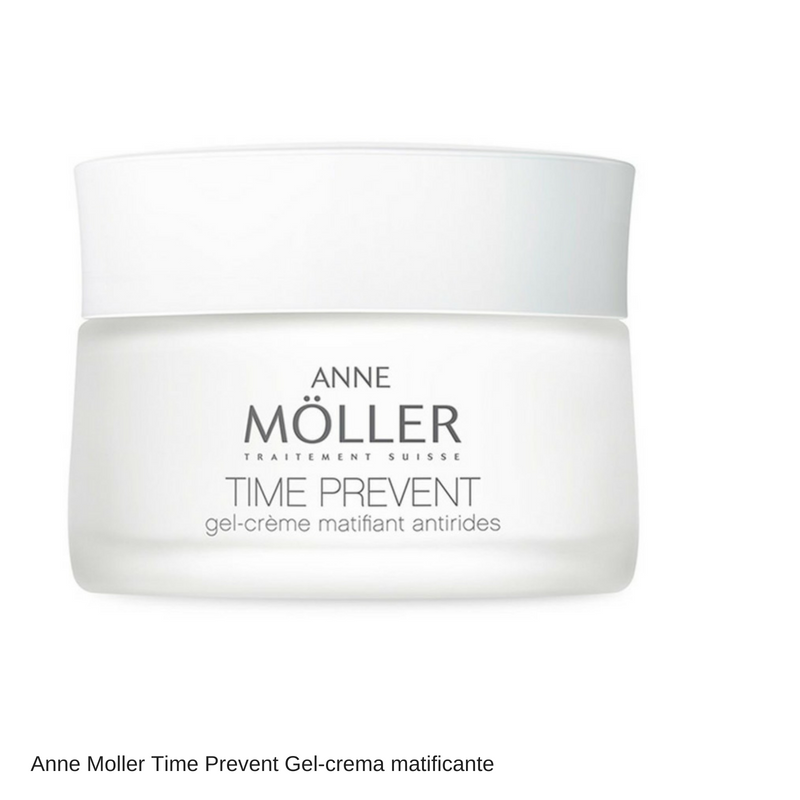 06.- Anne Moller Time Prevent Gel-crema matificante
