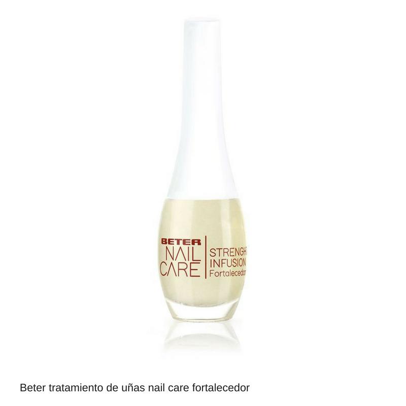 07.- Beter tratamiento de uñas nail care fortalecedor