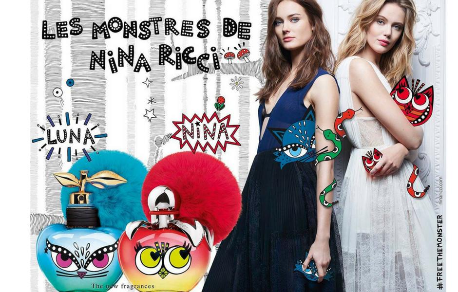 Les Monstres de Nina Ricci1